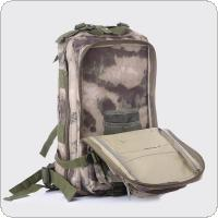 Waterproof Military 3P Tactical Rucksack Hiking Camping Backpack Sport Outdoor Bag