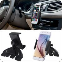 Auto Car CD Slot Phone Adjustable Cell Mobile phone Holders Fit for iPhone / Samsung