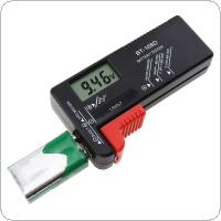 Diagnostic-tool BT-168 LCD Digital Battery Tester Checker for 9V 1.5V and Button Cell AA/AAA/C/D