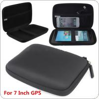Black Hard Shell Outer Carry Case Fit for GPS Navigation