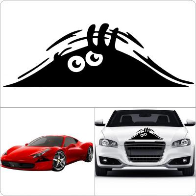 Reflective Waterproof Peeking Monsters Car Sticker Vinyl Decal Decorate