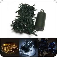 OriGlam Battery Operated 131ft 300 LEDS Waterproof String Lights 8 Modes Timing Fairy Lamp for  Christmas Holiday Birthday Wedding Cosplay Party Decoration