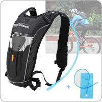 ROSWHEEL 4L Bike Bicycle Water bag Backpack Multifunction Bike Cycling  Backpack Outdoor Sports +Water Bag