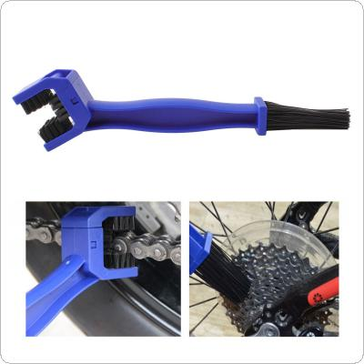 Motorcycle Cycling Gear and Chain Cleaning Grunge Brusher Cleaner Tool