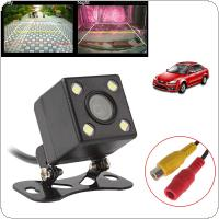 420 TV Lines Night Vision Rear View Camera 170 Degrees Wide Angle Lens for All Cars