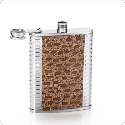 AOTU Stainless Steel Mini Hip Flask Camp Outdoor Portable Hip Flask