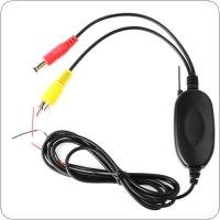 2.4G Wireless Color Video Transmitter and Receiver for Vehicle Backup Camera / Front Car Camera
