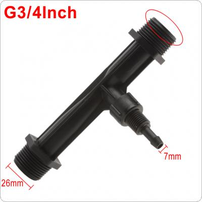 "G3/4"" Agriculture Irrigation Drip Device Garden Flowers Venturi Fertilizer Injector"