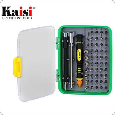 Kaisi Precision 51 in 1 Screwdriver Set Of Chrome Vanadium Steel Disassemble Household Tools for iPhone for ipad for Mac