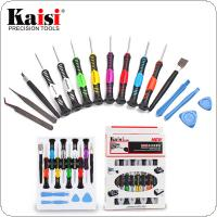 Kaisi Precision 16 in 1 Screwdriver Set Of Chrome Vanadium Steel Disassemble Household Tools Fit for iPhone / ipad / Mac