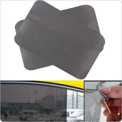Car Auto Accessories Curtain Windshield Sticker Sun shade UV Protection Side Window Film 63cm x 42cm 2Pcs Per Set