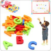 80pcs Magnetic Letters and Numbers Fit for Toddlers Refrigerator Magnet- Educating Child In Fun