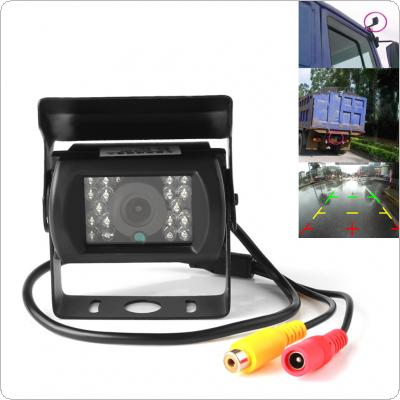 Waterproof Design 120 Degrees Wide Angle Lens 480 TV Lines IR Night Vision Rear View Roller Camera for Cars