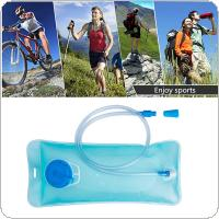 2L Bike Bicycle Drinking Water Container Bag Waterbag Mouth Water Bladder Bag Hydration Backpack for Outdoor Hiking Camping
