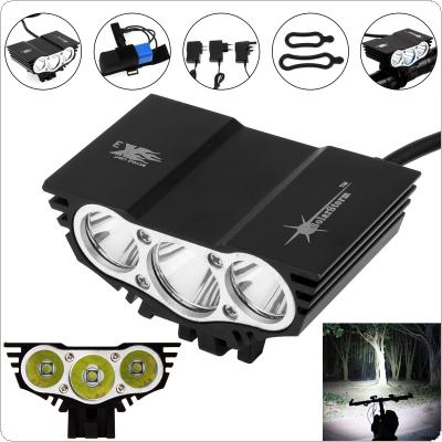 Solarstorm U2 Bicycle Light 2400Lm XM-L LED 4-Mode Bike Front HeadLight  with Rechargable Battery + Charger