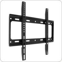 Universal 75KG TV Wall Mount Bracket LCD LED Frame Holder with Level Instrument for Most 26 ~ 55 Inch HDTV Flat Panel TV