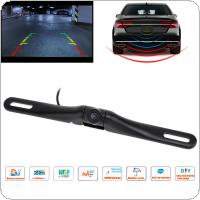 Car Parking Reverse Camera 170 Degree Lens HD Angle Waterproof Night Vision Car Rear View