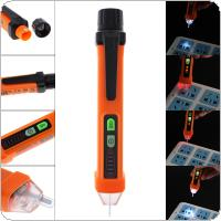 PM8908C Non Contact Voltage Tester 50-60Hz AC 12-1000V Pen Circuit Detector Electrical Tool with Work Light