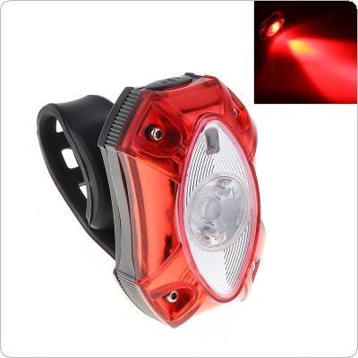 3W LED 3 Modes USB Rechargeable Bicycle Taillight for Bike Seatpost