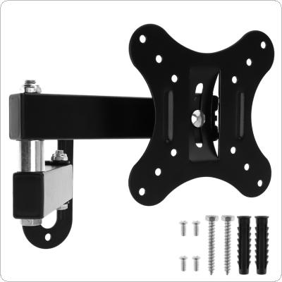 14 ~ 27 Inch LCD LED TV Wall Mount Bracket Universal Rotated Holder for Flat Panel TV