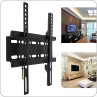 Universal TV Wall Mount Bracket Fixed Flat Panel TV Frame for 12-37 Inch LCD LED Monitor Flat Panel