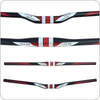 FCFB 3K Glassy T800 Carbon Fiber Handlebar for MTB Bicycle