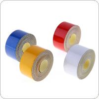 2cm Car Decoration Reflective Stickers Styling for Traffic Safety Warning Tape
