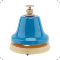 8 Note Colorful Hand Bell Set Musical Instrument Musical Toy for Children Baby Early Education