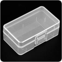 Soshine Portable Hard Plastic Case Holder Storage Box for 1 Piece 9V Battery