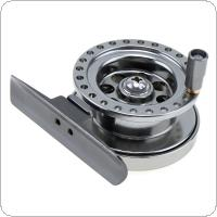 Aluminum Alloy Ultra-Light Former Ice Fishing Reel Fly Fishing Wheel Diameter 5cm