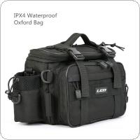 40x17x20cm Outdoor Fishing Bag Multifunctional Waterproof Oxford Cloth Waist Shoulder Messenger Fishing Tackle Reel Lure Camera Storage Bag