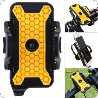 Anti-Slip Motorcycle MTB Bicycle Handlebar Mount Holder for Phone GPS Samsung
