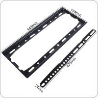 Universal 45KG TV Wall Mount Bracket Fixed Flat Panel TV Frame for 26-55 Inch LCD LED Monitor Flat Panel