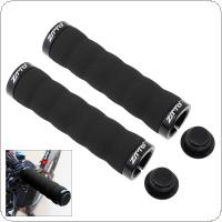 G-505 Lockable Cycling Bicycle Handle bar Grips with Cover and Sponge Surface For MTB Handlebar