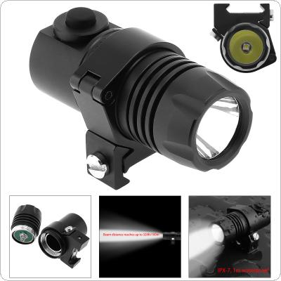 Securitylng Waterproof G05 XP-G R5 LED 210LM Handheld Military Weapon Lights Pistol Torch Light Tactical Flashlight with 2 Modes Light