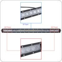 24 Inch 120W 4D Straight LED Driving Lamp 24x  Combo Beam Work Lights for Truck / SUV / ATV