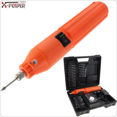 60pcs 5V DC Mini Rechargeable 110 / 220V Electric Mill Grinder Polisher with Switch and Fixed Nut Fit for Carved / Polished / Sculpture