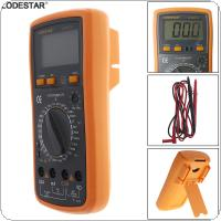 LD9801A LCD Display 1999 Counts Hand-held Digital Multimeter with Diode / Triode Test Support Double Integral A/D Conversion