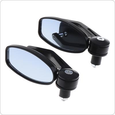 2pcs 22mm Modified All Aluminum Cherries 219 Universal Motorcycle Rearview Mirror Side Mirrors for Motorcycle