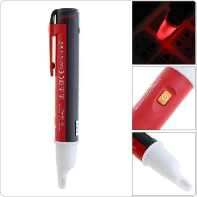 UNI-T UT12A Portable Contactless Test Pencil Support Flash Hint and Automatic Sensing for 90 ~ 1000V AC