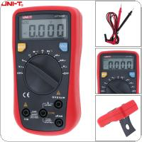 UNI-T UT136B 4000 Counts Portable LCD Display Handheld Digital Multimeter with Backlight Support Automatic Range