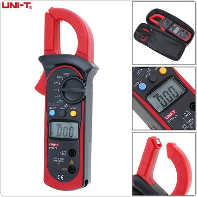 UNI-T UT202A 1999 Counts LCD Display Portable Handheld Digital Clamp Multimeter Spport Keeping Data and Automatic Shutdown for Household Use