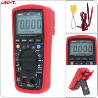 UNI-T UT139C 5999 Counts LCD Display True RMS Digital Multimeter with Backlight Support Automatic Range for Home Circuit Test