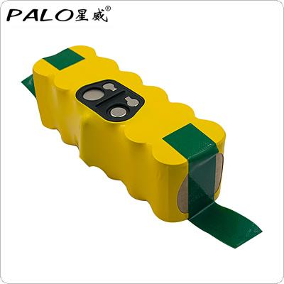 PALO 14.4V 3500mAh Sweeping Machine Ni-MH Battery with Rechargeable for Irobot Roomba 500 550 560 600 650 700 780 800