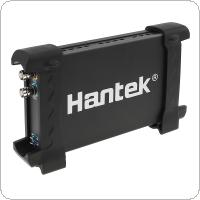 Hantek 6022BE Portable Virtual Digital Oscilloscope 20M 48MSa/s Bandwidth with 2 Channels PC USB Interface for Electronic Measurement