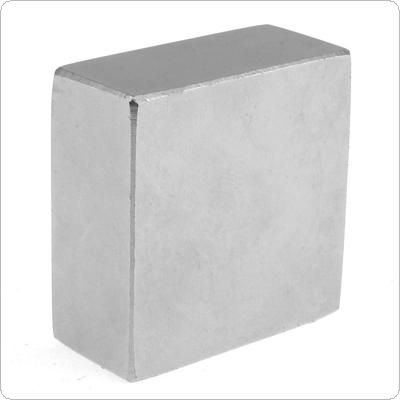 40 x 40 x 20MM Strong Magnetite with Rectangle Type and Earth Magnet for Home / Office / Laboratory