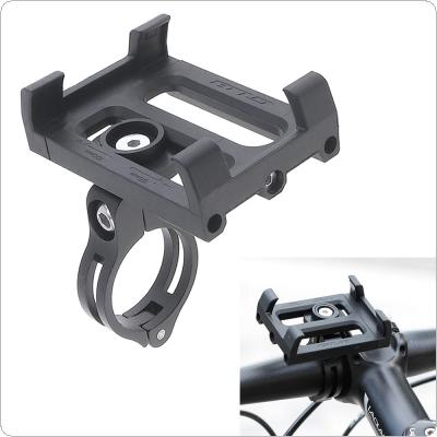 GUB G-84 Upgraded Bicycle Phone Holder Plastic Frame And Aluminum Alloy Clip for Bike Handlebar