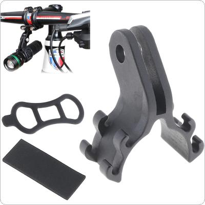 GUB Plastic Bicycle Flashlight Holder Bracket for Bike Flashlight