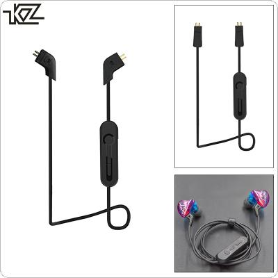 KZ Bluetooth Cable 4.2 Wireless Advanced Upgrade Module with Voice Call and Hanging Ear Type for ZST / ES3 / ZS3 / ZS5 / ZS6 / ED12
