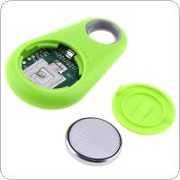 Mini Wireless Bluetooth Tracker with Two-Way and Anti-Lost Alarm for Phones / Luggage / Old People / Children